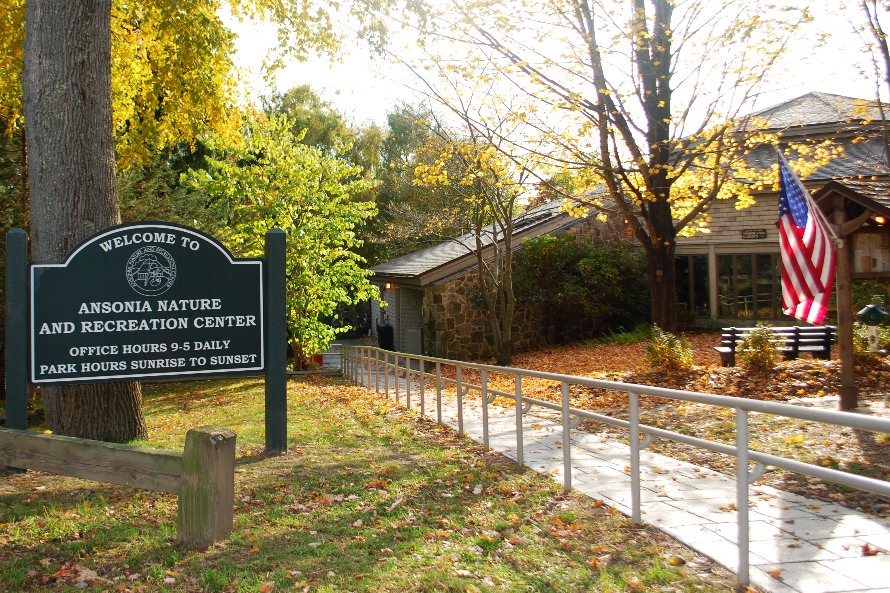Welcome to the Ansonia Nature Center!